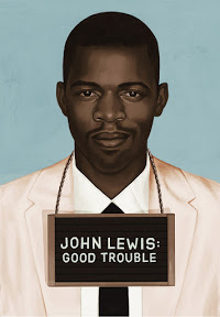 John Lewis Good Trouble poster