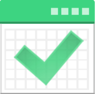 Icon for appointment calendar